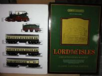Hornby Railways Lord of the Isles Set